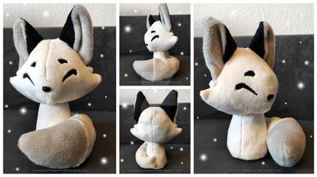 Season Foxys - Winter Cone-shaped Plush