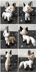 Season Foxys - Winter Standing Fox Plush