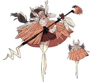 Sailor Thunderbird