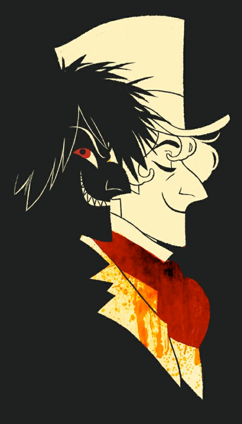 be7d139f7 Jekyll and Hyde T SHIRT DESIGN by otherwise on DeviantArt