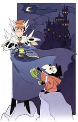 Dark Lord Haruki by otherwise