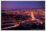 San Francisco Nighttime