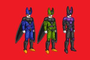 Three Cell Edits by masterX70