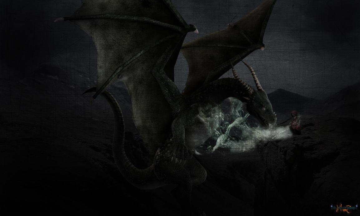 Pet The Dragon by DarkGeekMS