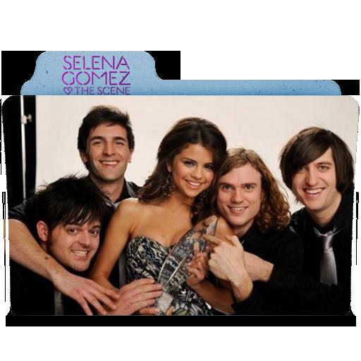 Selena Gomez The Scene Folder By Kndllalx On Deviantart