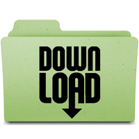 Download Folder Icon for Mac by kndllalx