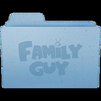 Family Guy Mac Folder Icon by kndllalx