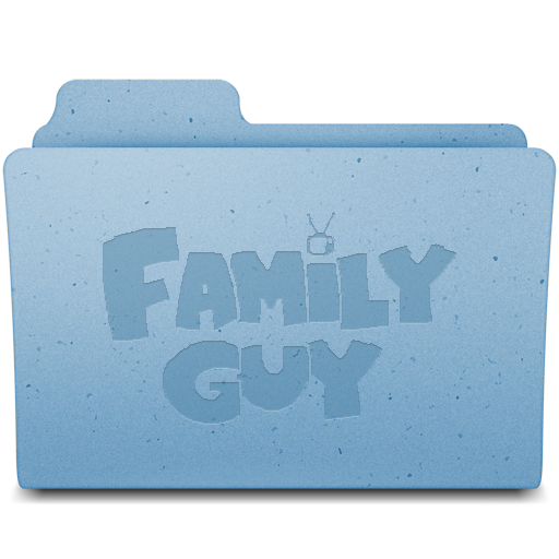family guy mac folder icon by kndllalx on deviantart. Black Bedroom Furniture Sets. Home Design Ideas