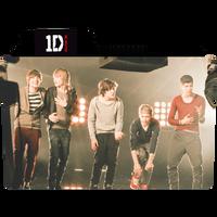 One Direction Mac Folder Icon by kndllalx
