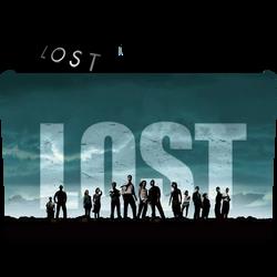 Lost - Mac Folder Icon by kndllalx
