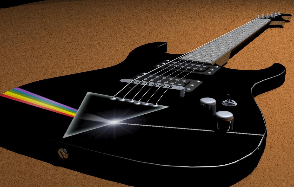 pinkfloyd guitar by flyguy99999 on deviantart. Black Bedroom Furniture Sets. Home Design Ideas