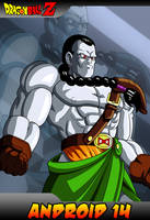 Android 14 by Bejitsu