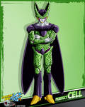 DBkai card #8 perfect cell