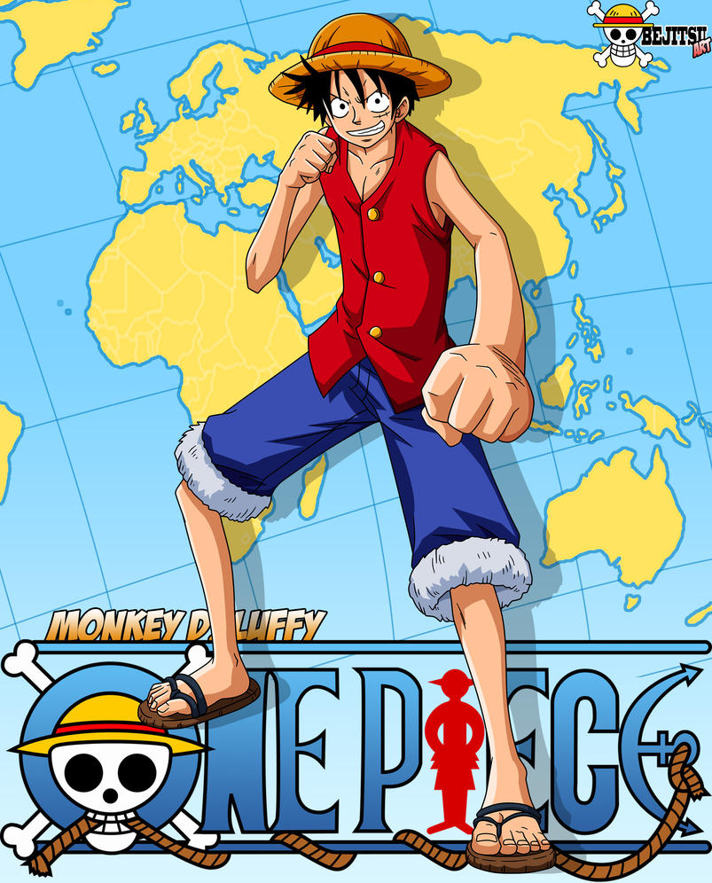 Celebrity Monkey D. Luffy (One Piece) Sidereal Astrology