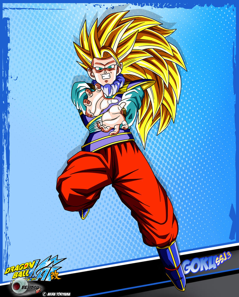Goku Ss 8 Pictures To Pin On Pinterest