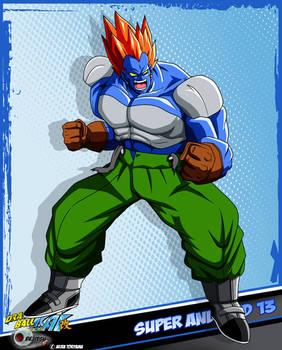 DBKai card #20 Super Android 13 by Bejitsu