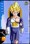 NewCardDbKai2 Goku ssj by Bejitsu