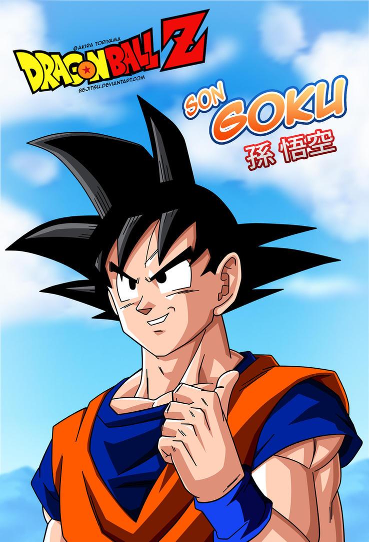 Son Goku by Bejitsu
