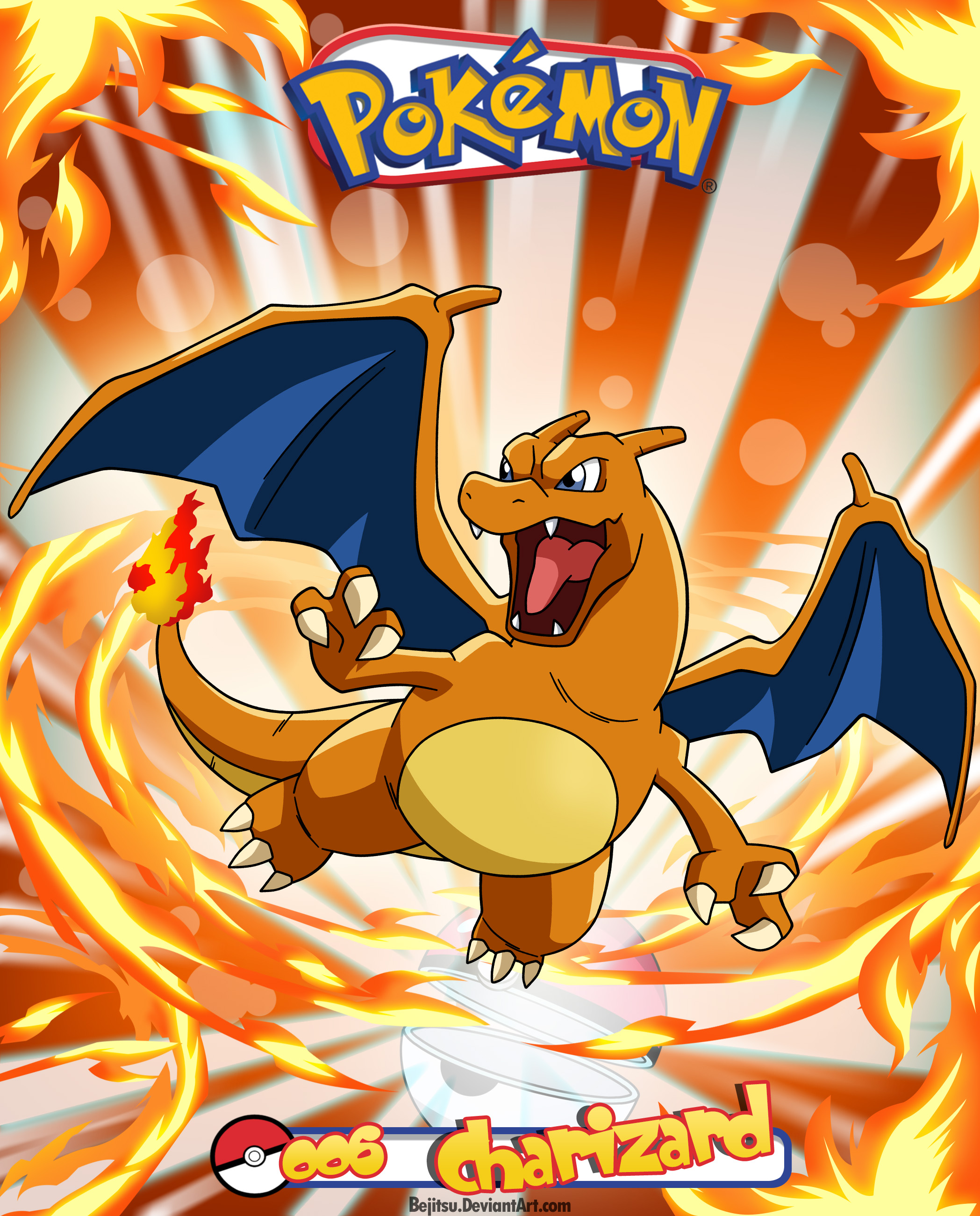 Pokemon Charizard 418487510