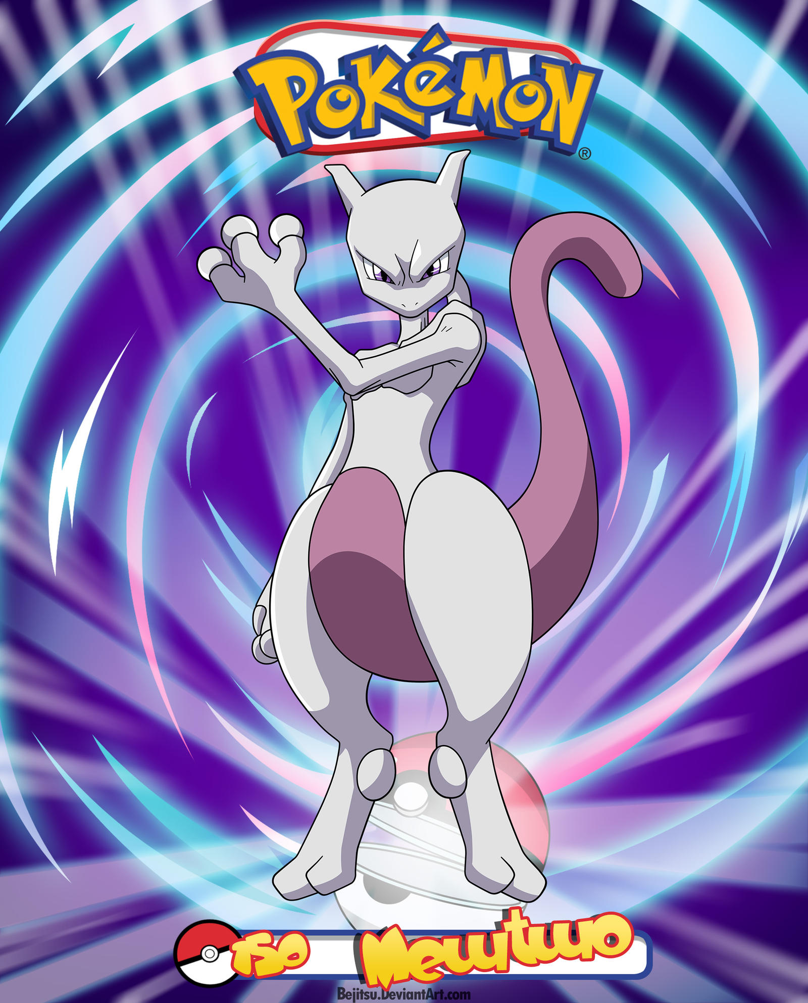 Mewtwo Strikes Back Pokemon the First Movie Tracey