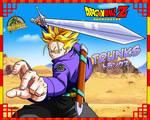 Dragon ball z- Trunks