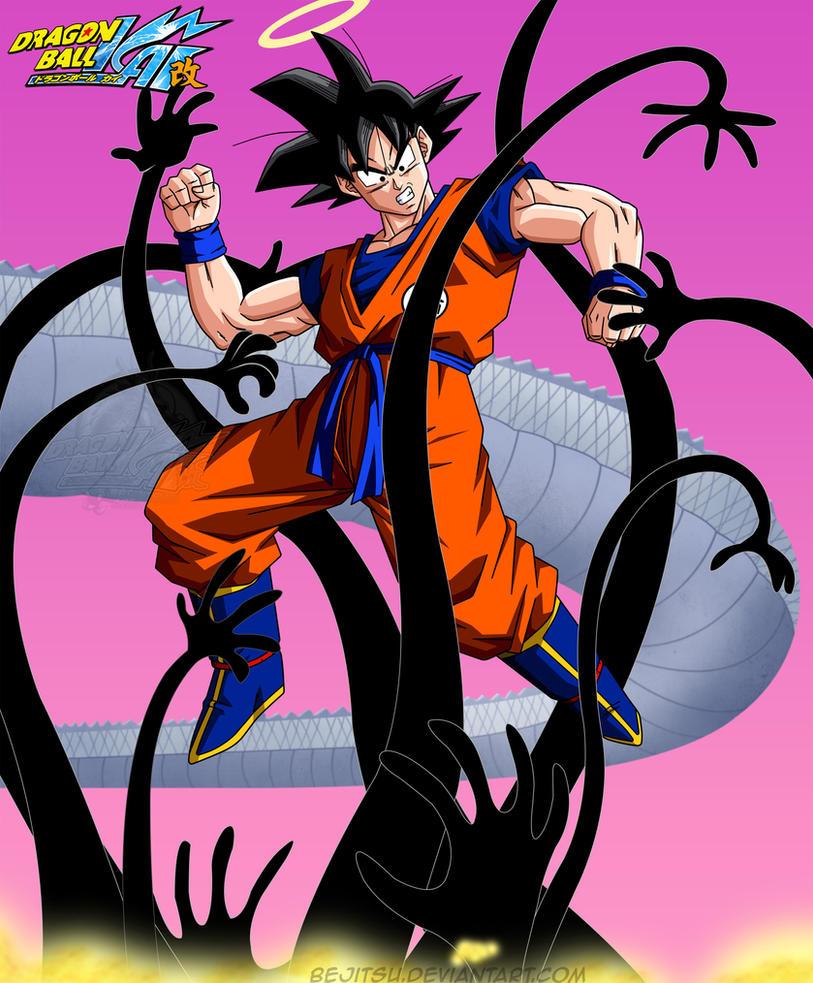 Dragon Ball kai - Goku by Bejitsu