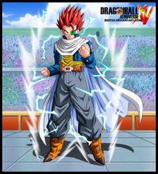 Dragon Ball Xenoverse - Avatar 1 by Bejitsu