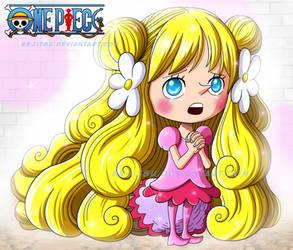 One Piece Ch774 -  Princess Mansherry by Bejitsu