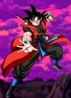 Goku Xeno by Bejitsu
