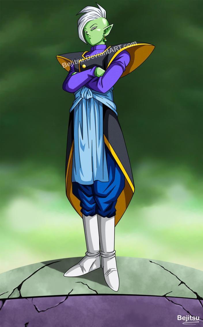 Dragon Ball Super - Zamasu by Bejitsu