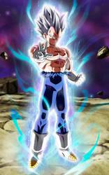 Dragon Ball Super - Vegeta (Migatte no Gokui)