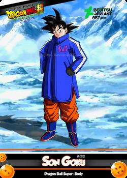 New Card DBSB - Son Goku