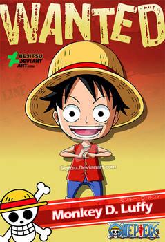 One Piece - Monkey D. Luffy (chibi)