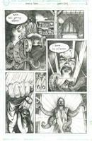 Comic Book Homework 3 by GDEAN
