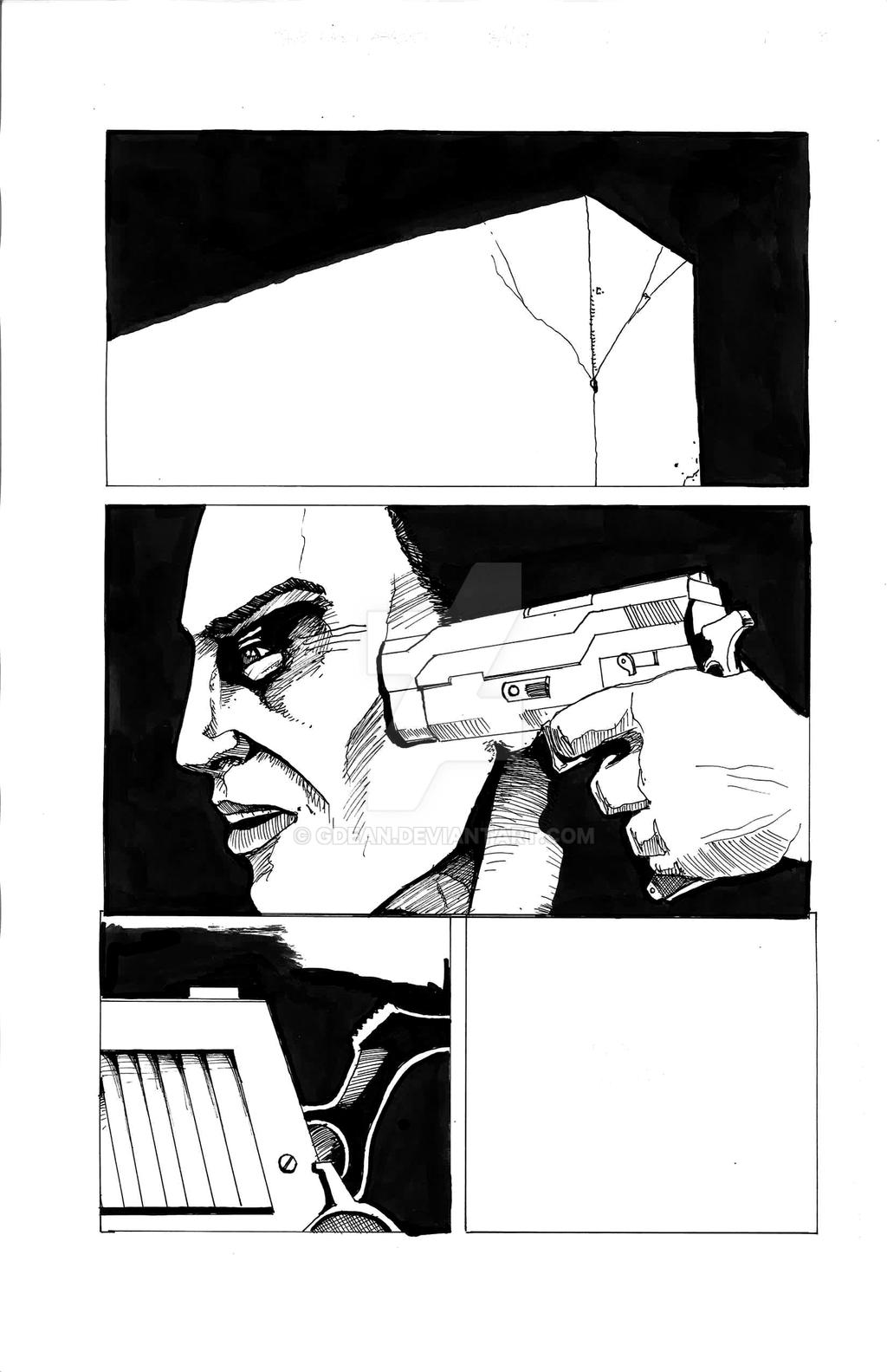 Page 3 ink by GDEAN