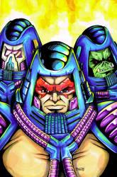 Man-E-Faces Color