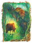 Fantasy Thai folk tale01 by ninejear