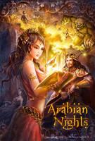 1001Arabian nights by ninejear