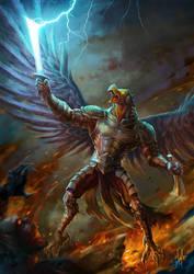 Super Garuda by ninejear