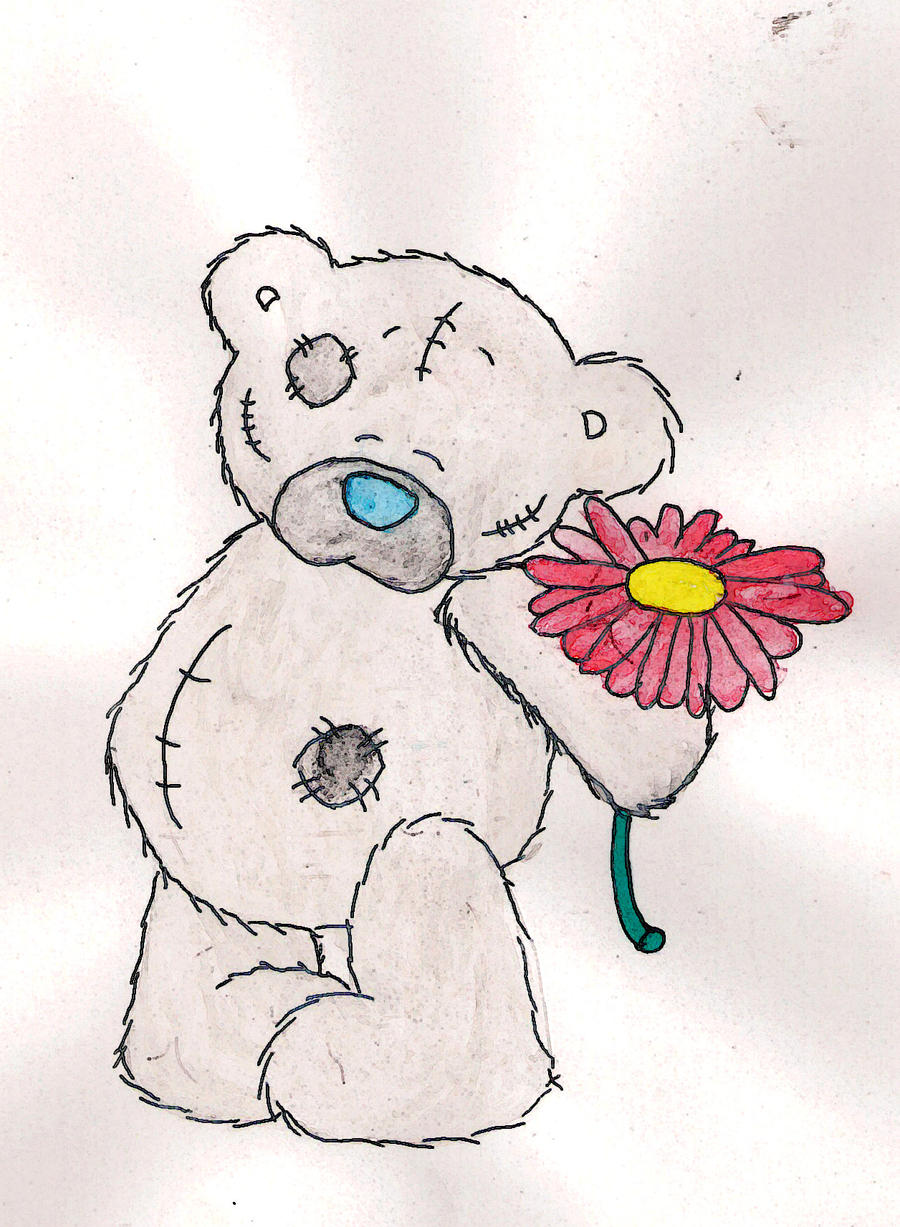 Me to you bear by duckmad on deviantart for Me to u pictures