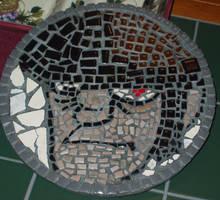 Murdoc Mosaic by kamijo