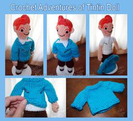Crochet Tintin Doll