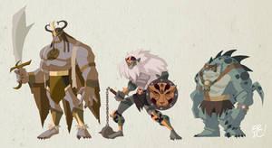 Evil Mutants Line up update