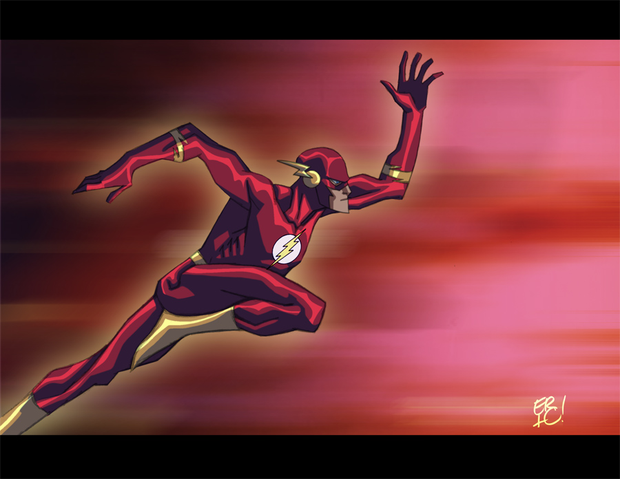 The Flash! by EricGuzman