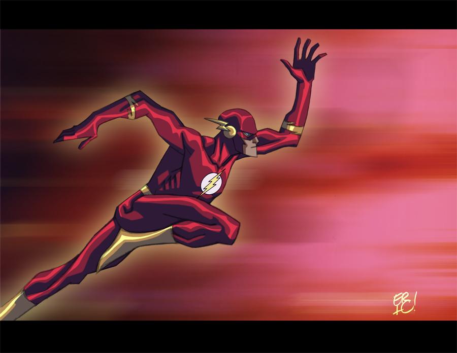 The Flash! by EricGuzman
