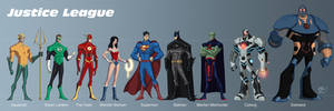 Justice League New 52
