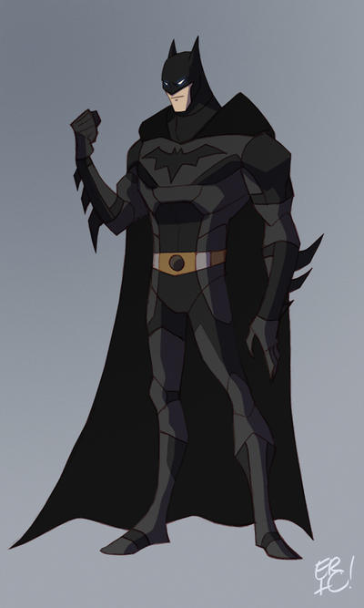 Dark Knight by EricGuzman