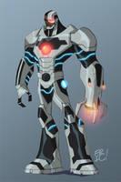Cyborg by EricGuzman