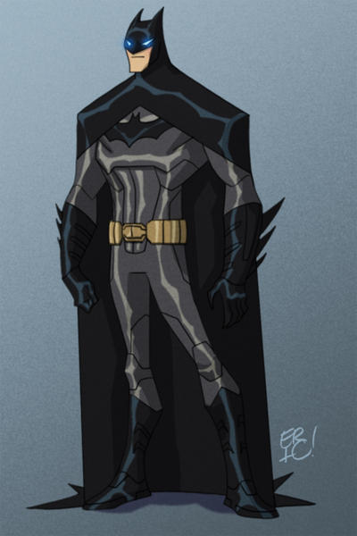 Batman by EricGuzman