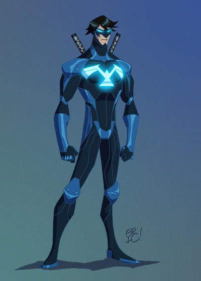 Best Nightwing Design